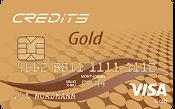 Credits Gold kredittkort